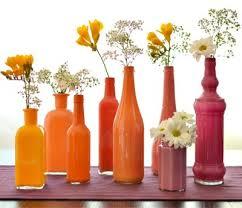 Diy Wine Bottle Vases Wine Bottle U0026 Cork Crafts Craftfoxes