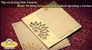 hindu marriage invitation card tips on getting your favorite hindu wedding invitation cards