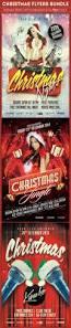 christmas flyers bundle poster pinterest christmas flyer