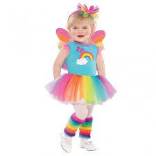 Halloween Fairy Costume Rainbow Fairy Tutu Costume Toddler Love Granting