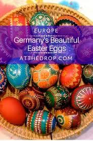 German Easter Egg Decorations unique russian and ukranian easter eggs decoration techniques and