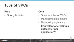 selecting the best vpc network architecture cpn208 aws re invent u2026