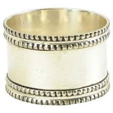 silver fish ring holder images Buy napkin rings holders online at our best jpg