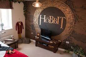 bedroom mural the hobbit bedroom mural