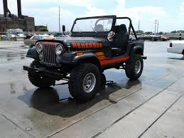 jeep cj renegade 1984 jeep renegade cj7 for sale at vicari auctions new orleans 2016