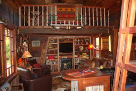 tiny house without loft bedroom fantastic interior home design cowboy cabin interior livingroom