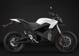 motorcycle philippines zero ds electric motorcycle white profile right