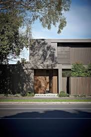 contemporary two story residence in melbourne modern house