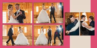 professional wedding photo album and tim s wedding album montgomery wedding photographer