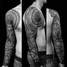 70 mandala tattoo designs for men symbolic ink ideas