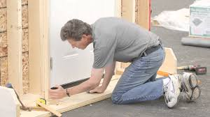 Pvc Exterior Door Trim by Doorsmith Exterior Door Systems Featuring Roc Solid Pvc Frames