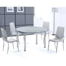table de cuisine ronde en verre table de cuisine ronde en verre ensemble table ronde en verre dpoli