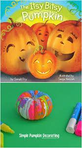Decorate Pumpkin Decorate Pumpkins With Fun Chalk Markers Artsy Momma