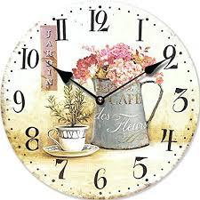pendule murale cuisine beautiful horloge digital pour cuisine gallery design trends
