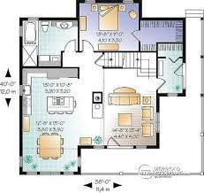 6 bedroom house floor plans house plan w3956 detail from drummondhouseplans com