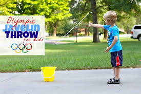 javelin throw i can teach my child