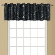 sinclair grommet curtain valance curtain u0026 bath outlet
