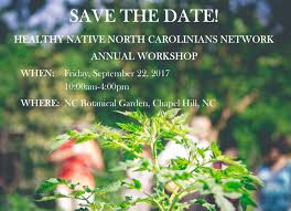native plant network american indian center healthy native north carolinians network