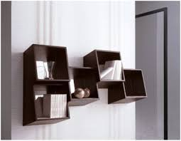excellent white contemporary shelving and bookshelves designs in
