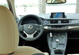 lexus hybrid ct200h interior 2014 lexus ct200h quick spin