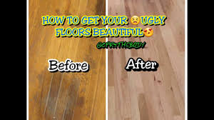 Dog Urine On Laminate Flooring How To Clean It How To Diy And Remove Hardwood Floor Stains For 88 Cents