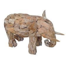 animal wood teak garden animal scupltures wonders of wood limited