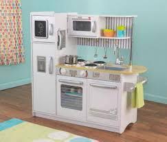 cuisine kidkraft blanche cocina uptown blanca 53335 kidkraft para niños infantil jardín