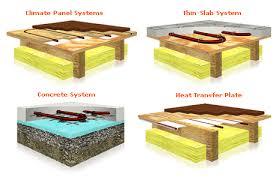 radiant heat installation options tjs radiant heat plumbing