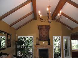 Fake Ceiling Beams by Luxury Ceiling Design With Beams Faux Wood Workshop