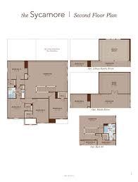 sycamore home plan by gehan homes in champion heights in boerne u2013 50 u0027s