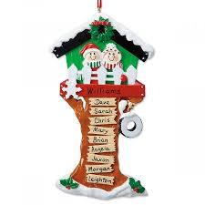 tree house ornament lillian vernon