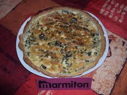 cuisine marmiton recettes quiche aux épinards chèvre et saumon recette de cuisine marmiton