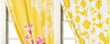kitchen curtains yellow kitchen ideas