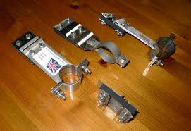 lightweight exhaust mounting kit lhd