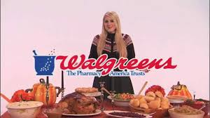 thanksgiving carols by meghan trainor available at walgreens lol