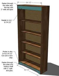 ana white build a cubby bookshelf large free and easy diy