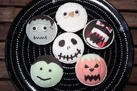 Cupcakes De Halloween Con Retraso Sweetthings