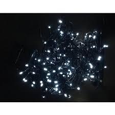 déco noël guirlande lumineuse solaire 200 led 20 m de lumière