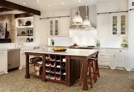 grey marble kitchen island marble floor black chair cream kitchen