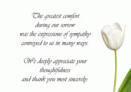 sympathy thank you cards sympathy thank you cards with photo new sle damask funeral