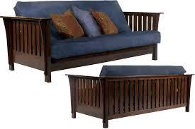 solid wood futon frame wall hugger futon frames wallhugger futon frames futon wall