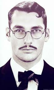 mens hair styles from tha 20s the roaring 20 s that stache vintage style grooming prohibition