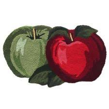 Apple Kitchen Rugs Apple Rugs Ebay