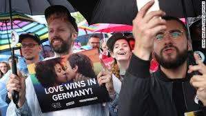 german lawmakers vote to legalize same marriage cnn