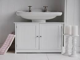 under sink bathroom cabinet ira design