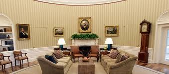 obama u0027s oval office gets a makeover cbs news
