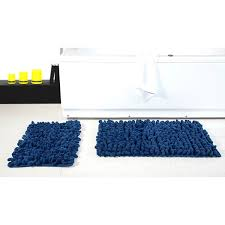 Thick Bathroom Rugs Micro Chenille Thick Loop 2 Bath Rugs 21 X 34 Free