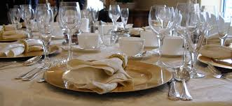 Fancy Dining Room Furniture Formal Dining Table Set Up The Art Of Setting A Beautiful Table