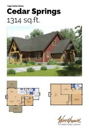 cape home designs 34 best floor plans images on pinterest timber frames timber