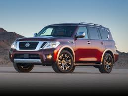 nissan armada platinum reserve 2017 nissan armada deals prices incentives u0026 leases overview